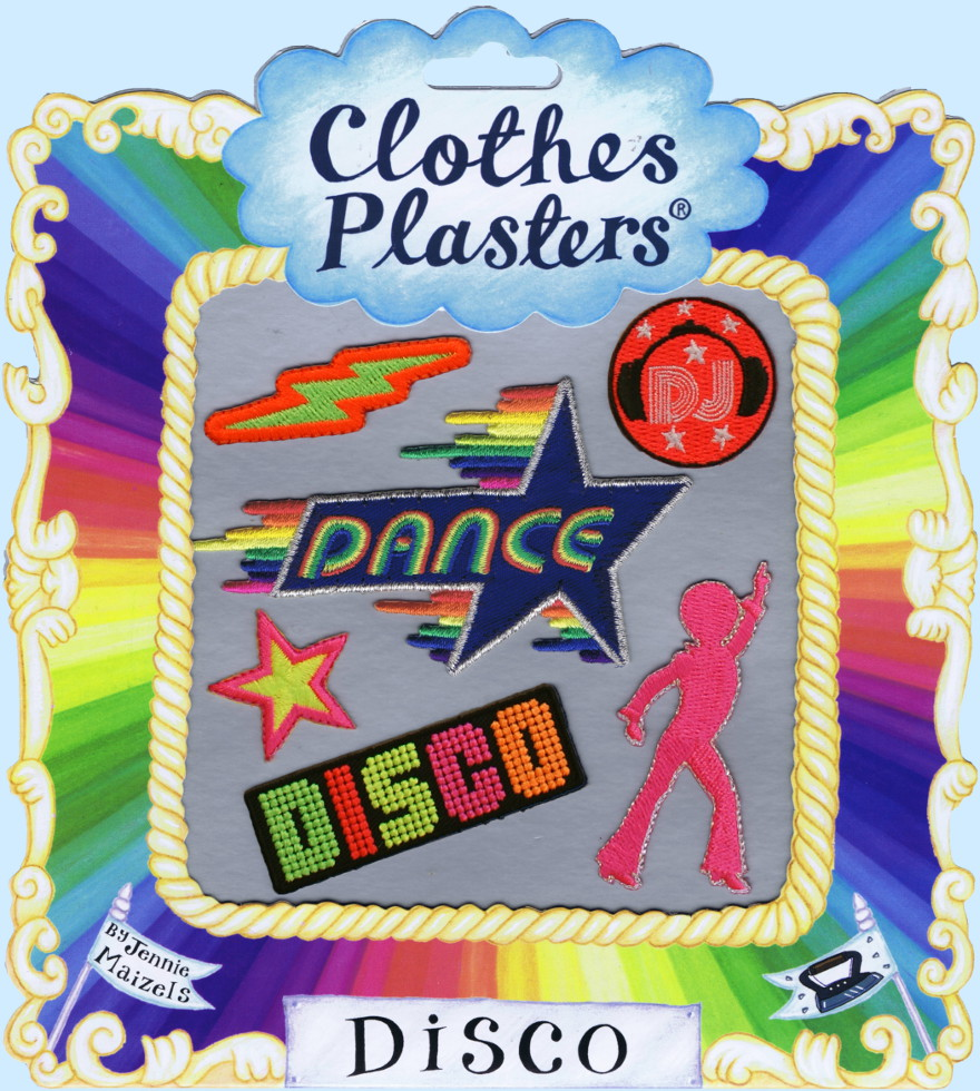 Disco set of 6