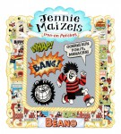 The Beano Iron-on Patches