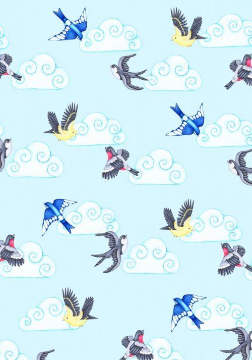 Bird Gift Card