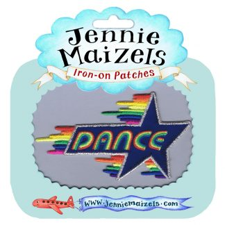 Dance Iron-on Patch