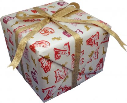 Circus Wrapping Paper