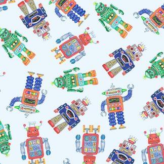 Robot Gift Card