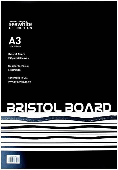 A4 Bristol Board